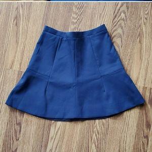 J.crew  womens skirt size 00